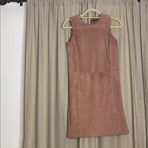 Lauren Ralph Lauren Sude Dress
